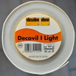 Vlieseline Decovil I light 90cm breit